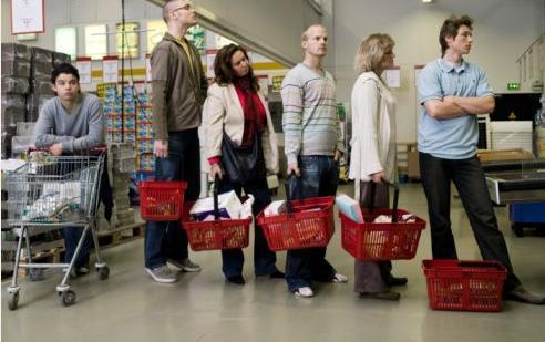 Rij supermarkt_TDDV 16 mei 2015